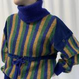 80s Striped Knit Made in Italy